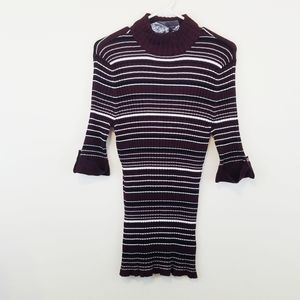 Style & Co Ribbed Sweater XL New
